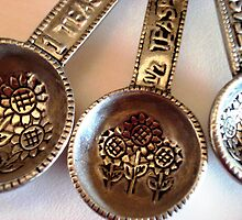 Measuring Spoons by PPPhotoArt