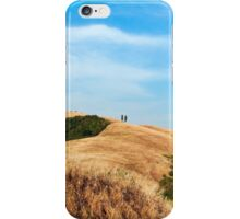 Tuscany View iPhone Case/Skin
