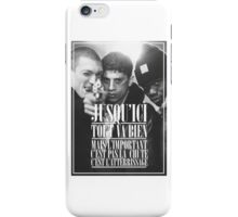 La Haine  iPhone Case/Skin