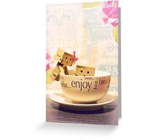 Hide & Seek Greeting Card