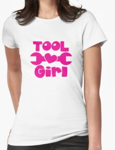 Tool Girl! with spanner  T-Shirt