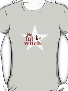 Big Fat Witch T-Shirt