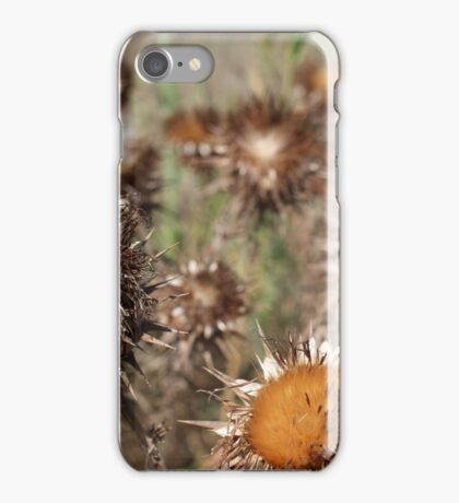 Floral remembers. iPhone Case/Skin