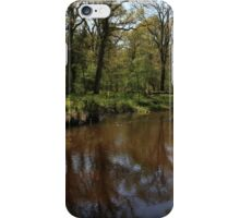 Flechs Water New Forest iPhone Case/Skin