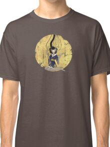 Goddess of Robotic Geishas Classic T-Shirt