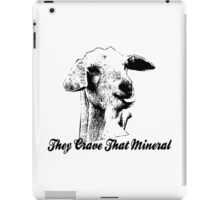 Crave That Mineral iPad Case/Skin