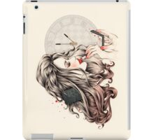 Rouge Passion (The 5 minute Make Up!) iPad Case/Skin