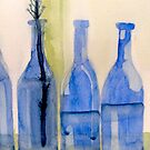 Rosemary in Blue by Claudia Dingle