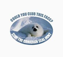 Stop The Canadian Seal Hunt Unisex T-Shirt