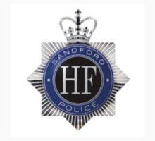 Sandford Police Badge by PerpetualGaisho