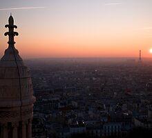 City - Paris by luxquarta
