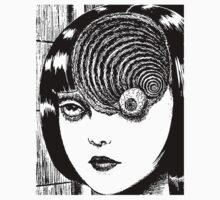 Uzumaki – Eye by gentlemenwalrus
