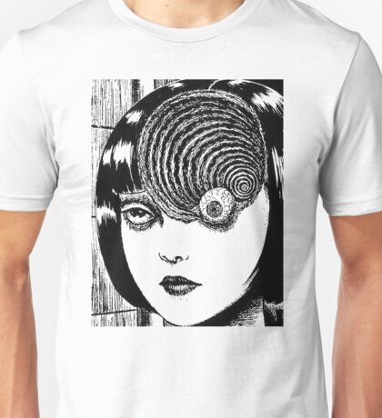 Uzumaki – Eye Unisex T-Shirt