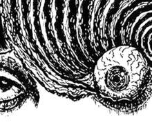 Uzumaki – Eye Sticker
