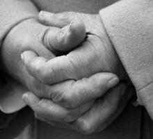 Old Hands by hynek
