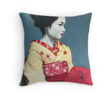 Maiko Throw Pillow