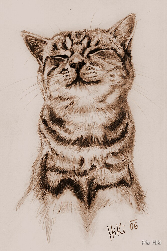 Whiskas Cat by Pia  Hiki