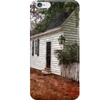 Forest Cottage iPhone Case/Skin