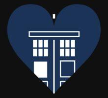 Gotta Love the TARDIS by ezcreative