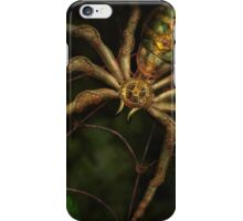 Steampunk - Insect - Arachnia Automata iPhone Case/Skin