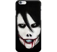 GO TO SLEEP - Jeff the Killer iPhone Case/Skin