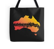 I Love a Sunburnt Country Tote Bag