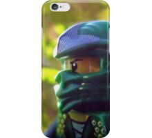 How to defeat Jungle Friends: Use a Green Ninja iPhone Case/Skin