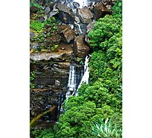 Lower Fitzroy Falls Photographic Print
