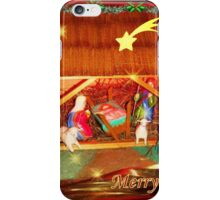 Birth of the King iPhone Case/Skin