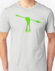 Green hero Unisex T-Shirt