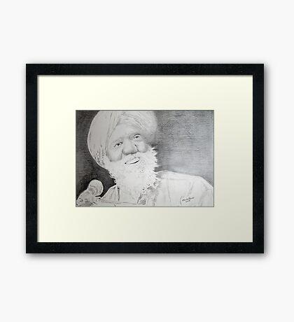 Dr. Lonnie Smith Framed Print