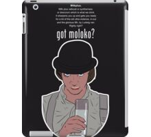 Got Moloko? - Clockwork Orange iPad Case/Skin