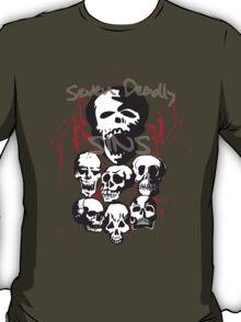 7 Deadly Sins T-Shirt
