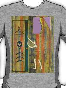 SKELETON IN THE CLOSET T-Shirt
