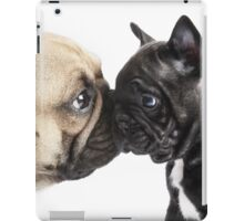 A Kiss From Auntie iPad Case/Skin