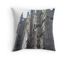 Imposing on Heaven Throw Pillow