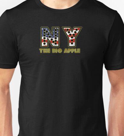 New York The Big Apple Unisex T-Shirt