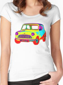 Mini Morris Women's Fitted Scoop T-Shirt