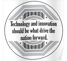 Technology and Innovation Poster
