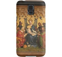 Cologne Cathedral Side Altar Samsung Galaxy Case/Skin