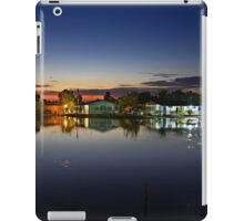 Tourlida twilight - Lagoon of Messolonghi iPad Case/Skin