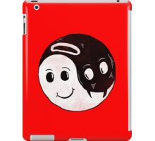 The Good and The Evil iPad Case/Skin