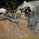 CIVIL WAR BATTLE by imagetj