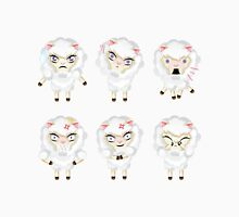 Chibi Sheeps 2 Unisex T-Shirt