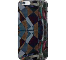 Harlequin #4 iPhone Case/Skin