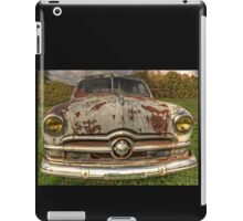 1950 Ford Coupe iPad Case/Skin
