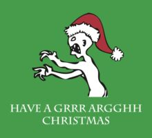 Grr Argh Christmas by ShaunieB