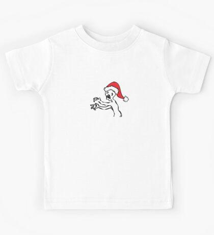 Grr Argh Christmas Kids Tee