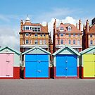 Beach Huts by Candypop
