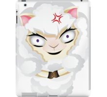 Cute Chibi Sheep 4 iPad Case/Skin